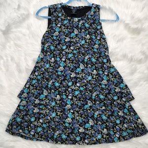 Mini floral dress/dressy top